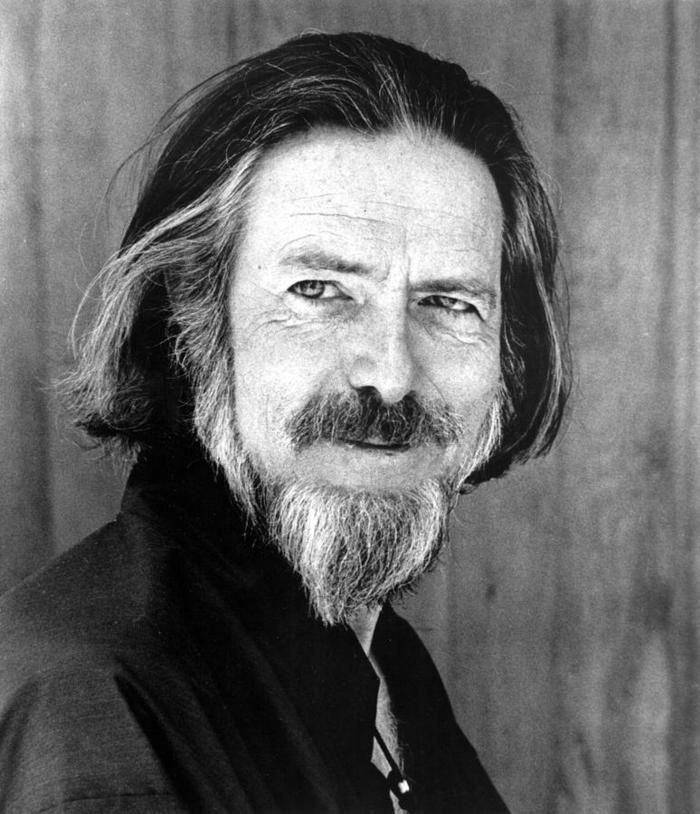Zen Master Alan Watts Explains Why You Need To Stop Trying To Improve Yourself