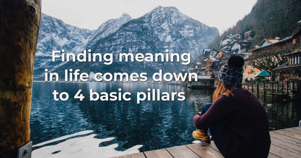 Psychology says finding meaning in life comes down to