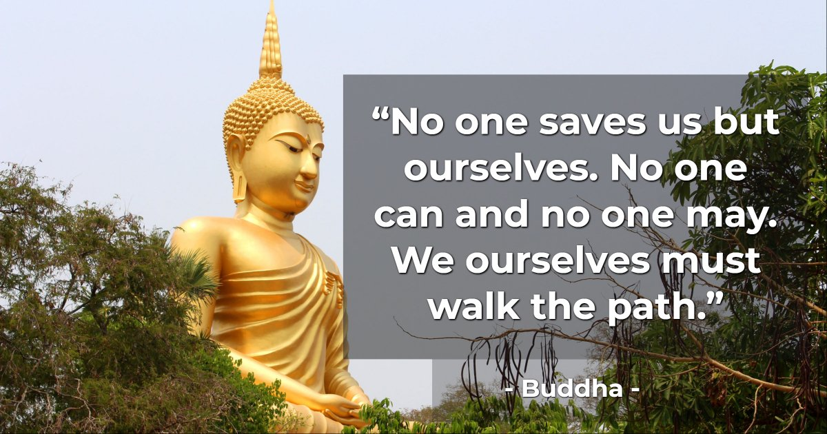 buddha-quote-2 - The Sayings of the Buddha - General Topic