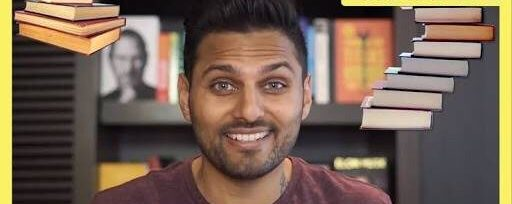 How to read one book every day, by former monk and motivational speaker Jay Shetty