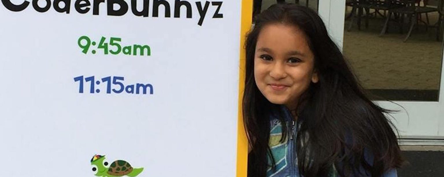 This 10-Year old coder is so good that Google tried to hire her – and she rejected them