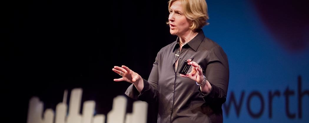 Brené Brown TED talk on the power of vulnerability